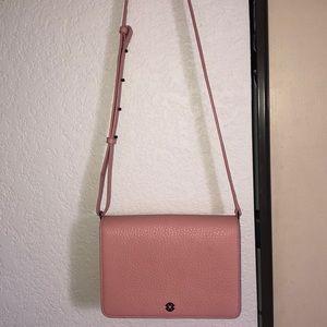 Like new Dagne Dover pink crossbody